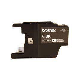 1. Brother CARTUCHO DE LC-75BK brother
