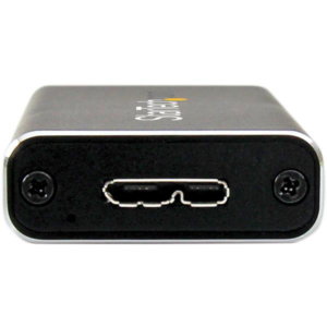 3. StarTech.com Adaptador SSD SM2NGFFMBU33 startech.com