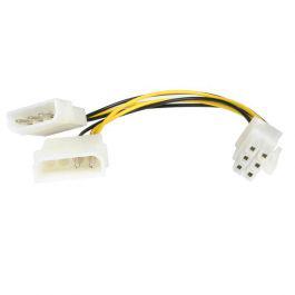 1. Startech Cable Adaptador LP4PCIEXADAP startech