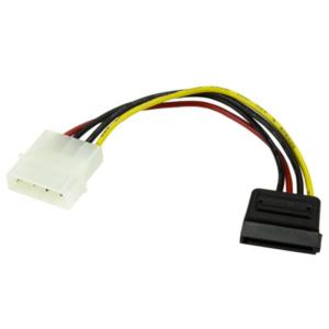 1. Startech Cable Adaptador SATAPOWADAP startech