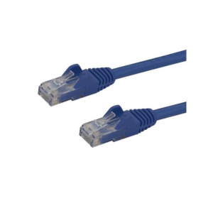 1. Startech 2m Blue N6PATC2MBL startech