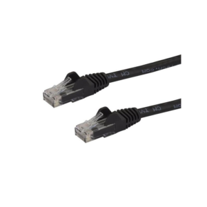 1. Startech 5m Black N6PATC5MBK startech