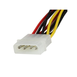 2. Startech Cable Divisor PYO2LP4LSATR startech