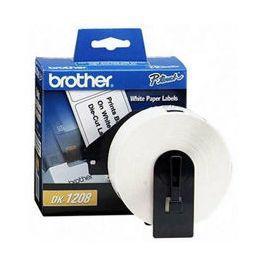 1. Brother Etiqueta de DK1208 brother