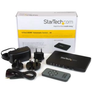 5. Startech Switch Automatico VS421HD4K startech