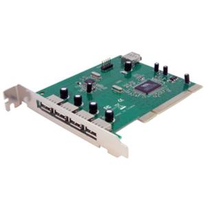 2. Adaptador Tarjeta PCI PCIUSB7 startech