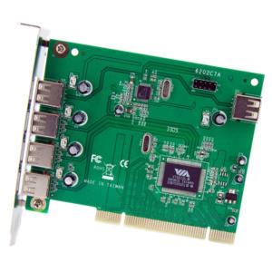 3. Startech Tarjeta Pci PCIUSB7 startech