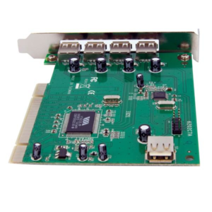 4. Startech Tarjeta Pci PCIUSB7 startech
