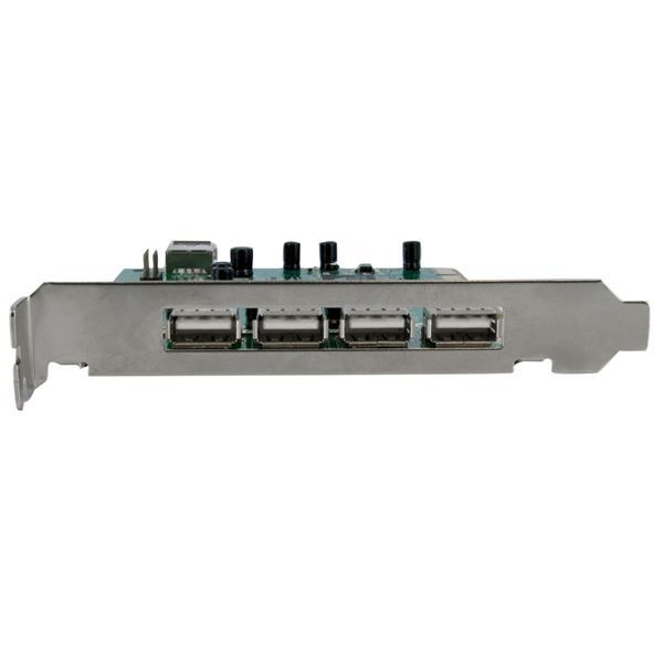 5. Startech Tarjeta Pci PCIUSB7 startech