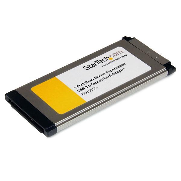 2. Startech Tarjeta Expresscard ECUSB3S11 startech
