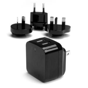 1. Startech Dual Port USB2PACBK startech
