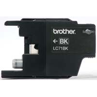 1. Brother Cartridge Negro LC-71BK brother