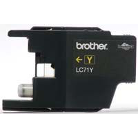 1. CARTRIDGE YELLOW MFC-J430W/ LC-71Y brother