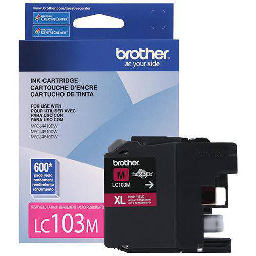 1. Brother CARTUCHO DE LC-103M brother