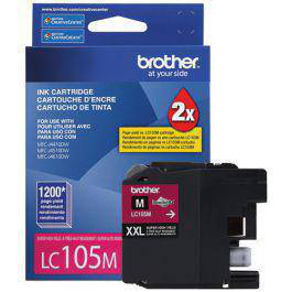 1. Brother CARTUCHO DE LC-105M brother