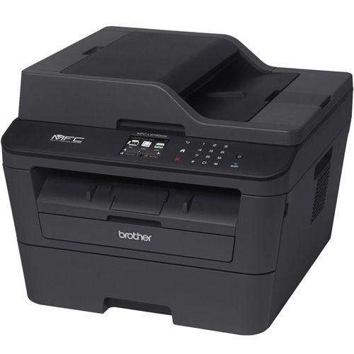 4. Impresora Multifuncional Láser MFC-L2740DW brother