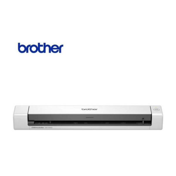 1. Escaner Brother Ds-640 DS640 brother