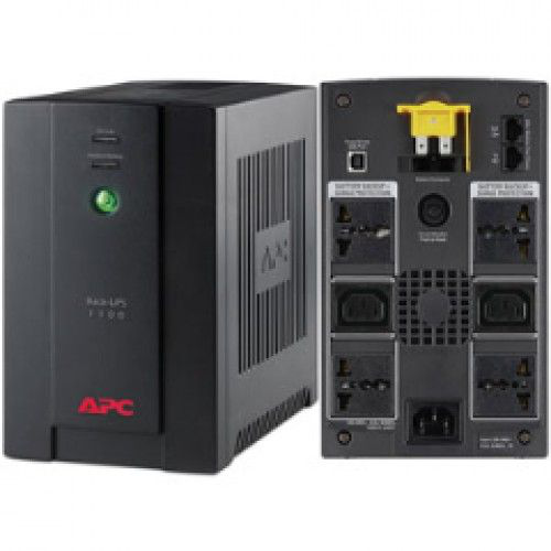 1. APC Back-UPS RS BR500CI-AS american-power
