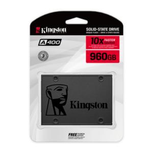 1. Unidad SSD Kingston SA400S37/960G kingston