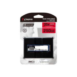 2. Disco Duro SSD SA2000M8/250G kingston
