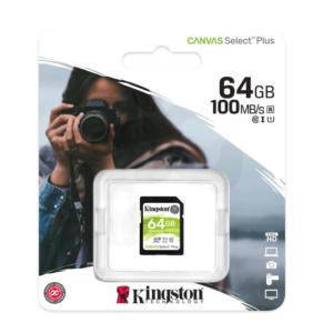 2. Kingston Memoria Sd SDS2/64GB kingston