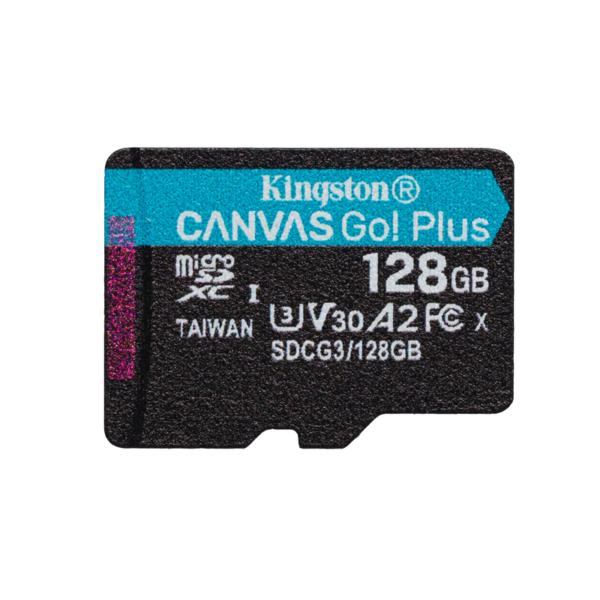 1. Tarjeta de Memoria SDCG3/128GBSP kingston