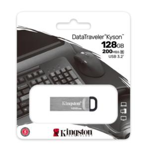 1. Kingston Datatraveler Kyson DTKN/128GB kingston