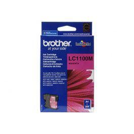 1. Brother Magenta Original LC1100M brother