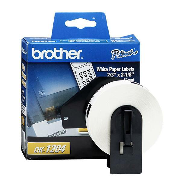 1. Brother Etiquetas Para DK1204 brother