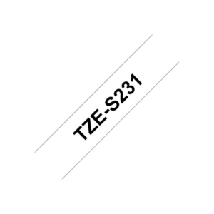 5. Brother TZe-S231 - TZES231 brother