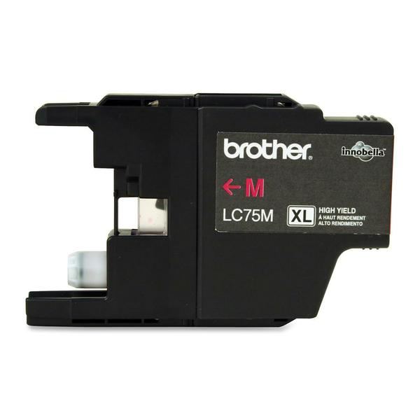 1. Brother Cartucho De LC75M brother