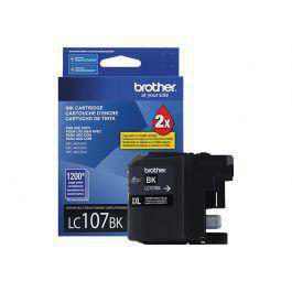 1. Tinta Brother LC107BK LC107BK brother