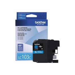 1. Brother Alto Rendimiento LC103C brother