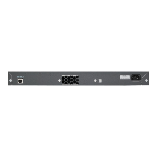 2. Switch Cisco Fast WS-C2960+24TC-S cisco