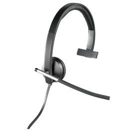 1. Logitech Usb Headset 981-000513 logitech