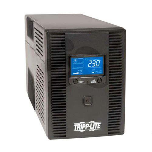 1. Tripplite Ups Tripp SMX1500LCDT tripplite