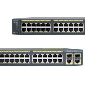 2. Cisco Catalyst 2960-Plus WS-C2960+48TC-S cisco