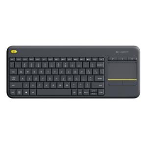 1. Teclado Wireless Touch 920-007123 logitech