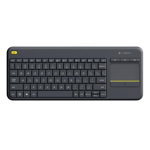 2. Teclado Wireless Touch 920-007123 logitech