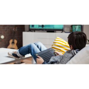 5. Teclado Wireless Touch 920-007123 logitech