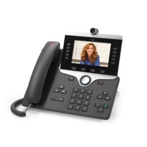 Cisco Ip Phone 8845 Vídeoteléfono Ip Con Cámara Digital