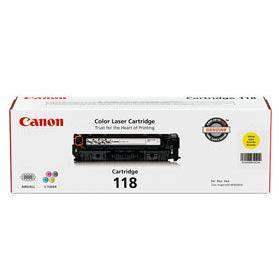 1. Tóner Canon Amarillo 2659B001 canon