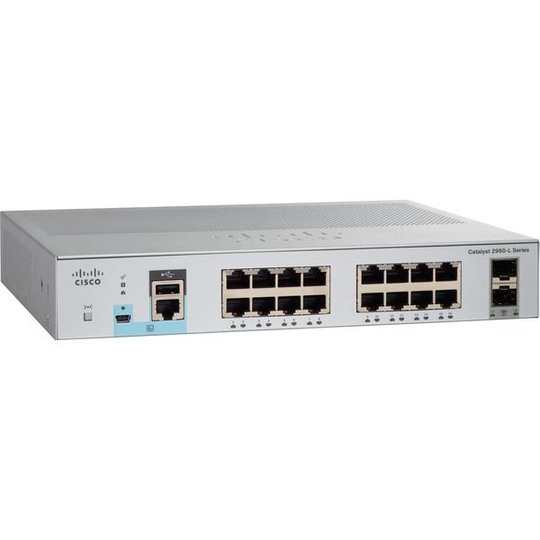 1. Cisco Catalyst 2960L-16Ts-Ll WS-C2960L-16TS-LL cisco