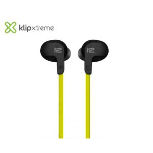 1. Audifonos Klip Xtreme KHS-633YL klip xtreme