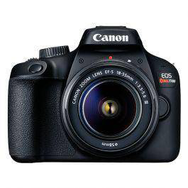 1. Canon CÁMARA REBEL 2628C003 canon