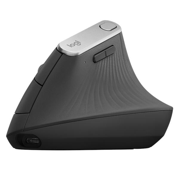 2. Mouse ergonómico avanzado 910-005447 logitech