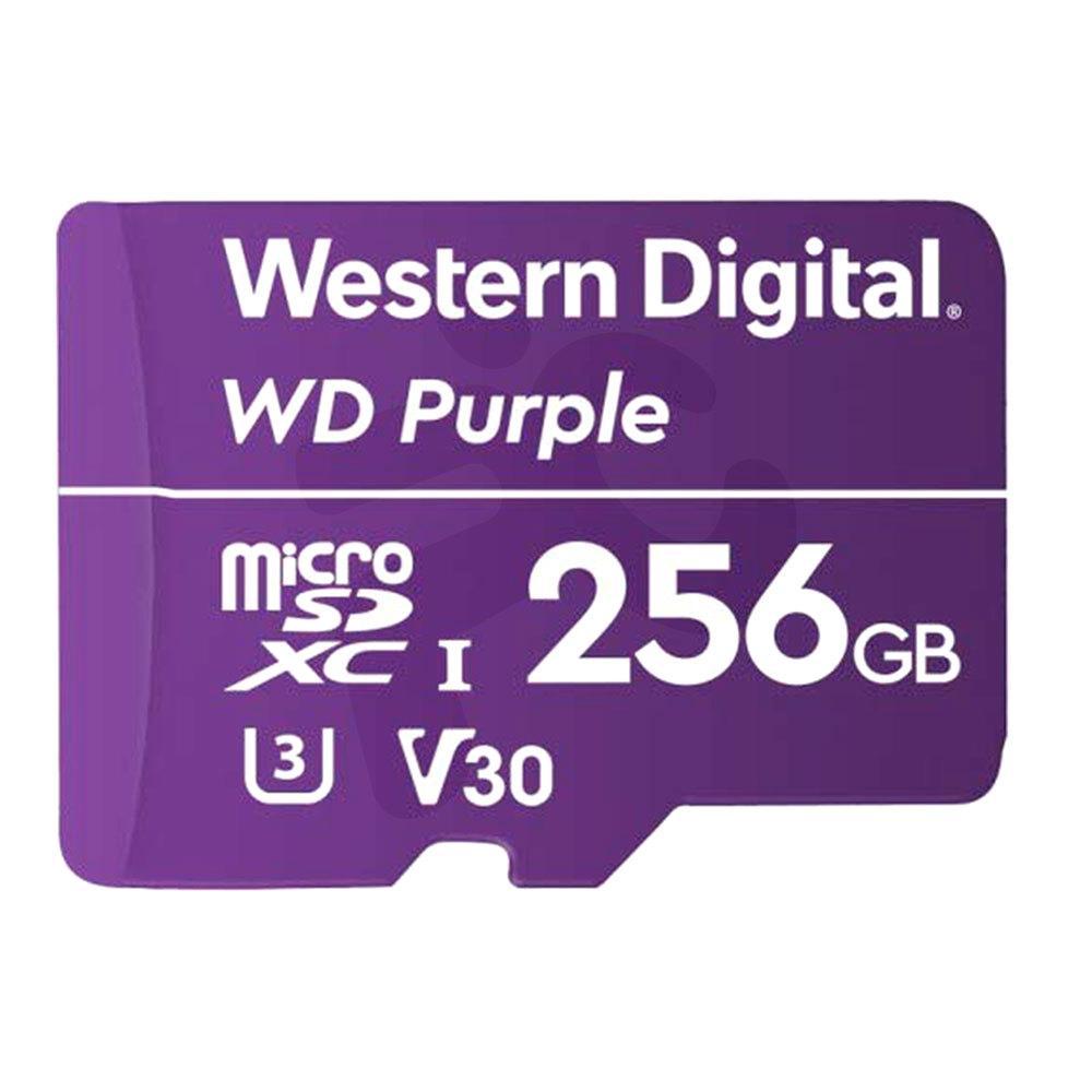 Western Digital Wd Purple Tarjeta De Memoria WDD256G1P0A