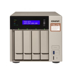 1. QNAP TVS-473e - TVS-473E-4G-US qnap