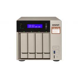1. Qnap Servidor Multimedia TVS-473E-4G-US qnap
