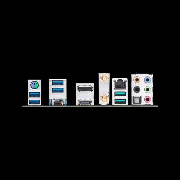 4. Asus Tuf Gaming TUF-GAMINGX570-PLUS-WI-FI asus